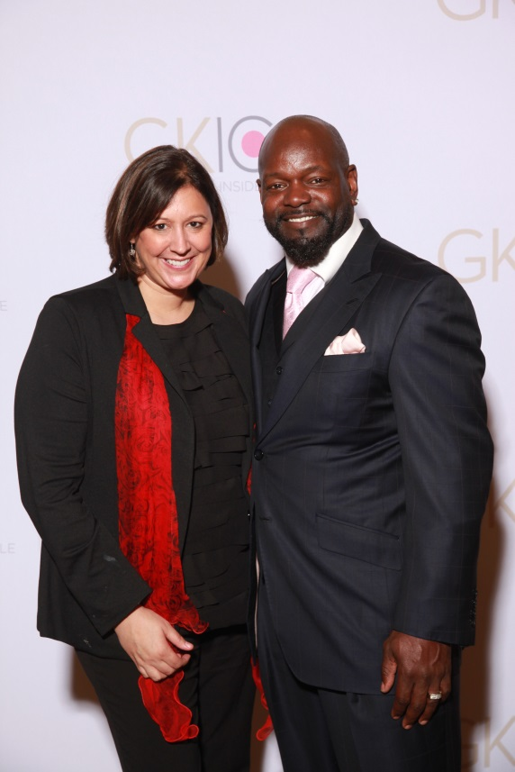 Darcy Juarez, Marketing Automation Expert of GKIC, the leading provider of information and training for entrepreneurs and Emmitt Smith, three-time NFL Superbowl Champion, entrepreneur and Dancing with the Stars Celebrity.