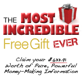 ad for Dan Kennedy Free Gift